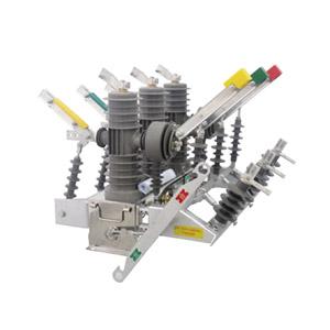 ZW43-12系列户外高压交流智能真空断路器