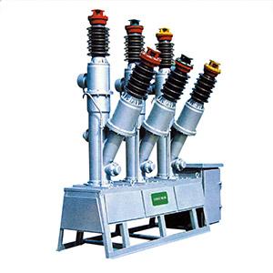 LW8-40.5 型户外高压交流六氟化硫断路器